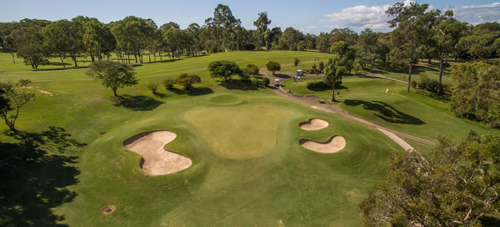 Social Golf on the Sunshine Coast